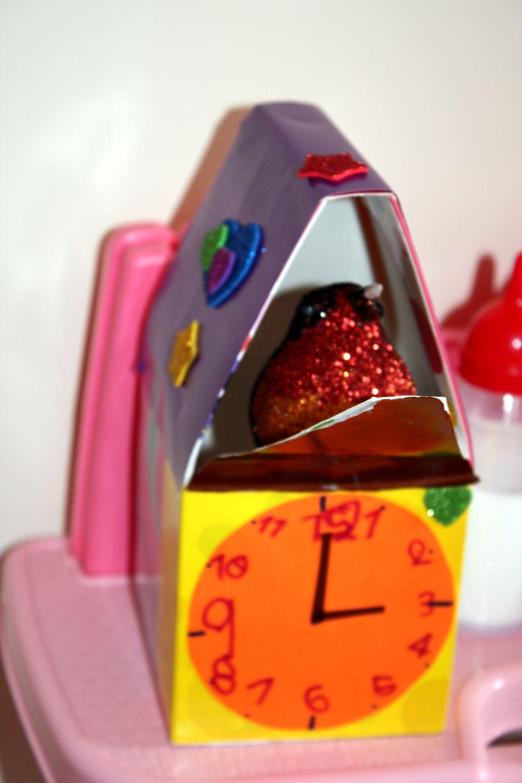 Nasz zegar z kukułką!