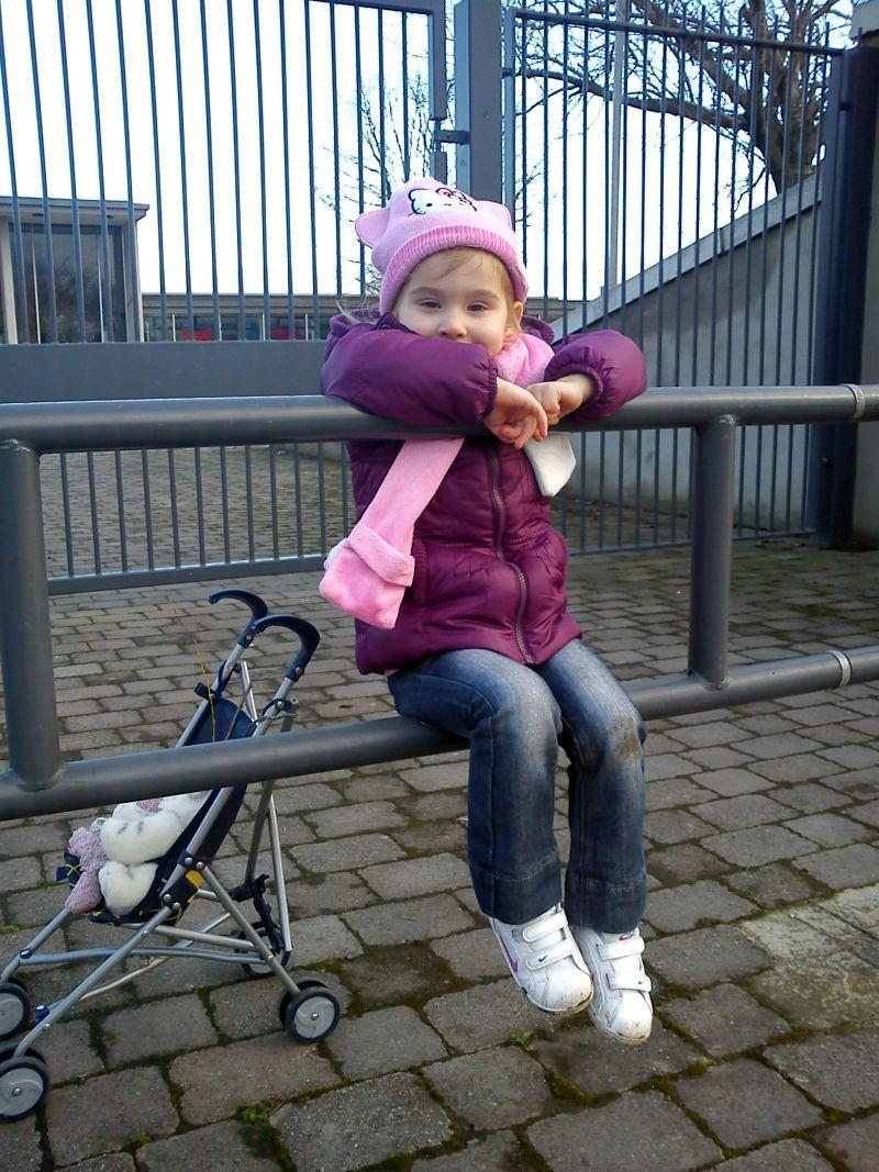 Wiosenny spacer po Dublinie 22 grudnia