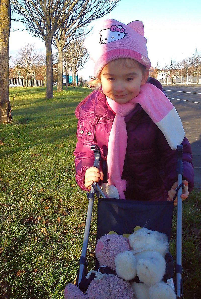 Wiosenny spacer z Chrumem i Kotkim 22 grudnia