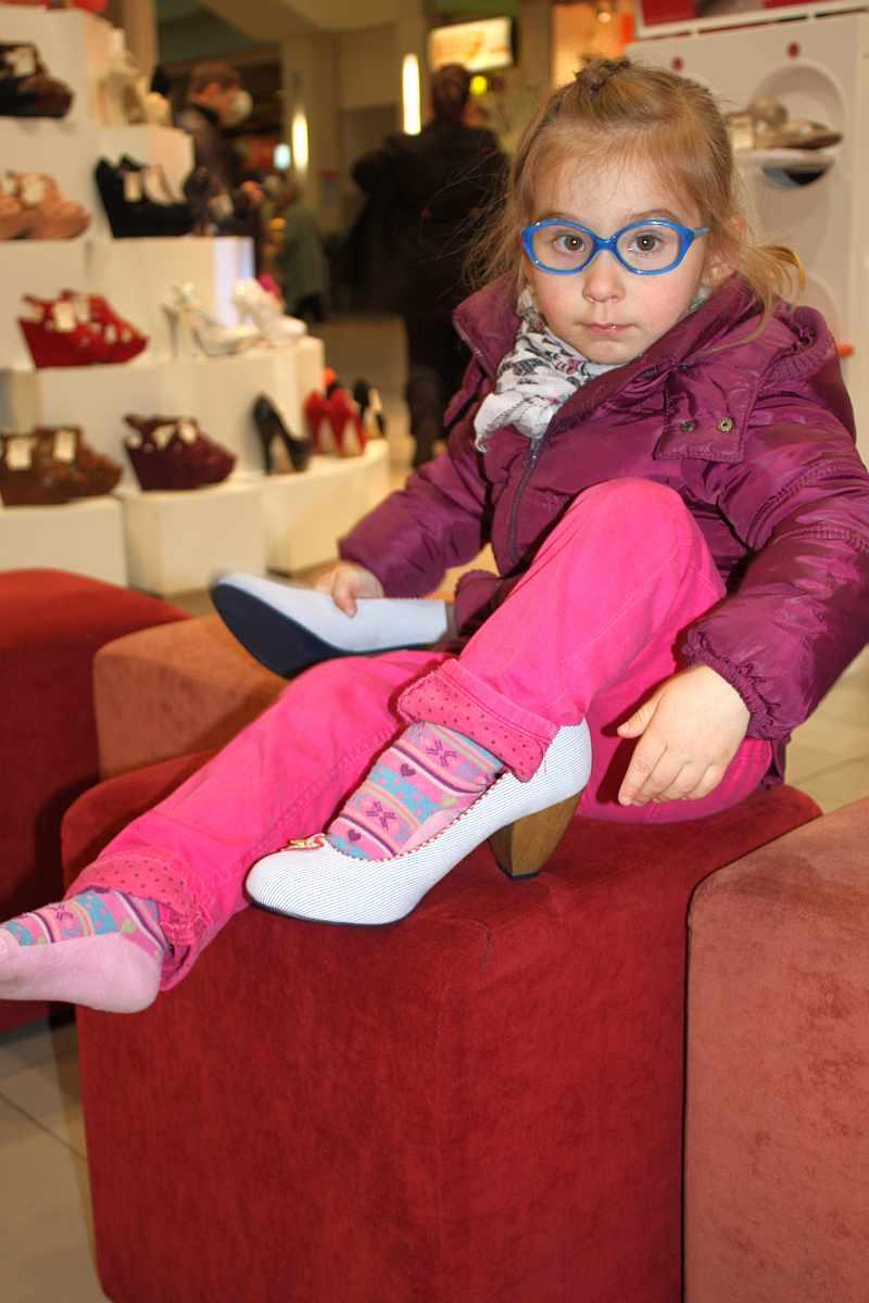 Te buty mi się podobają!