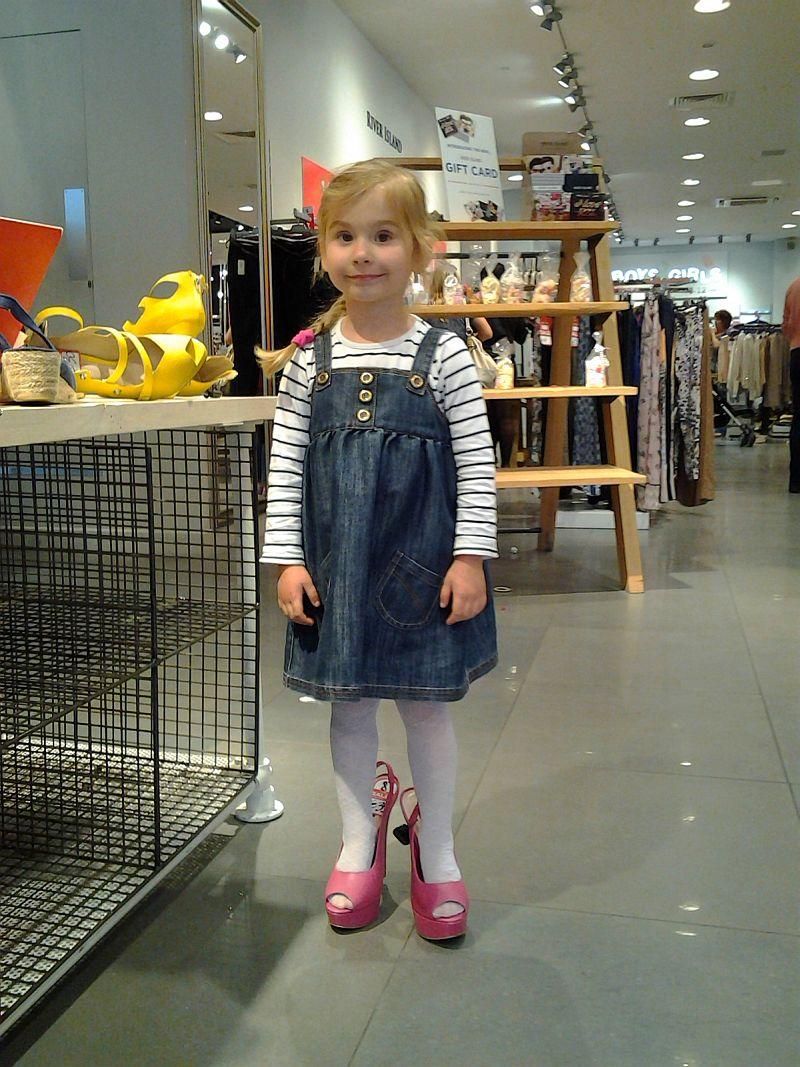 I love shoes!