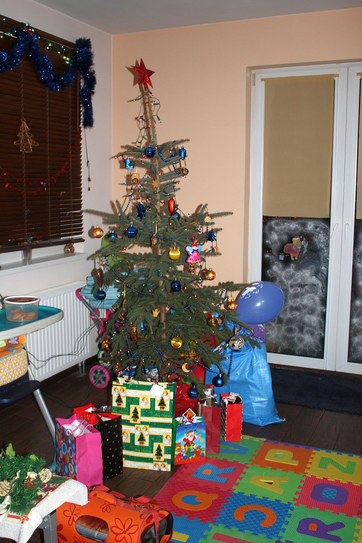 Nasza świątczna, polska choinka