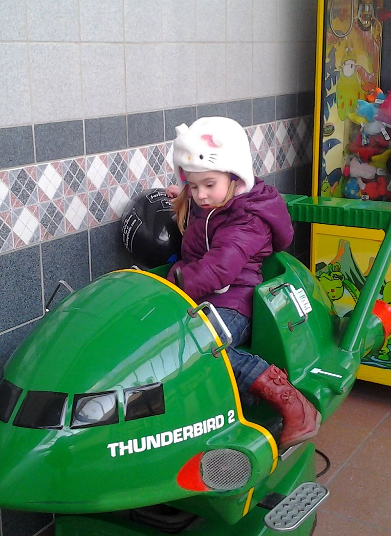 Pilot samolotu ;-)