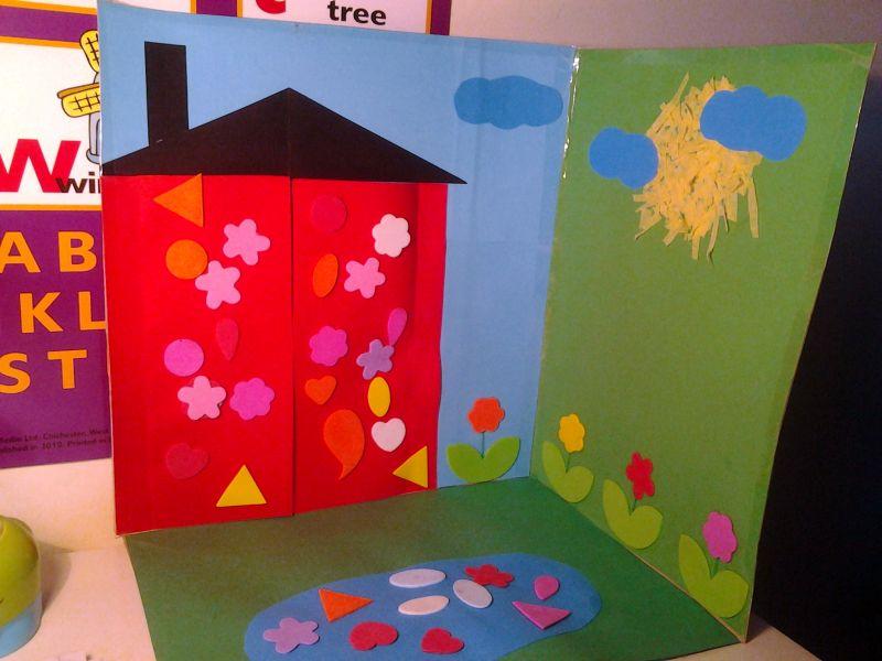 Chrumek's home made by Dalia and mum