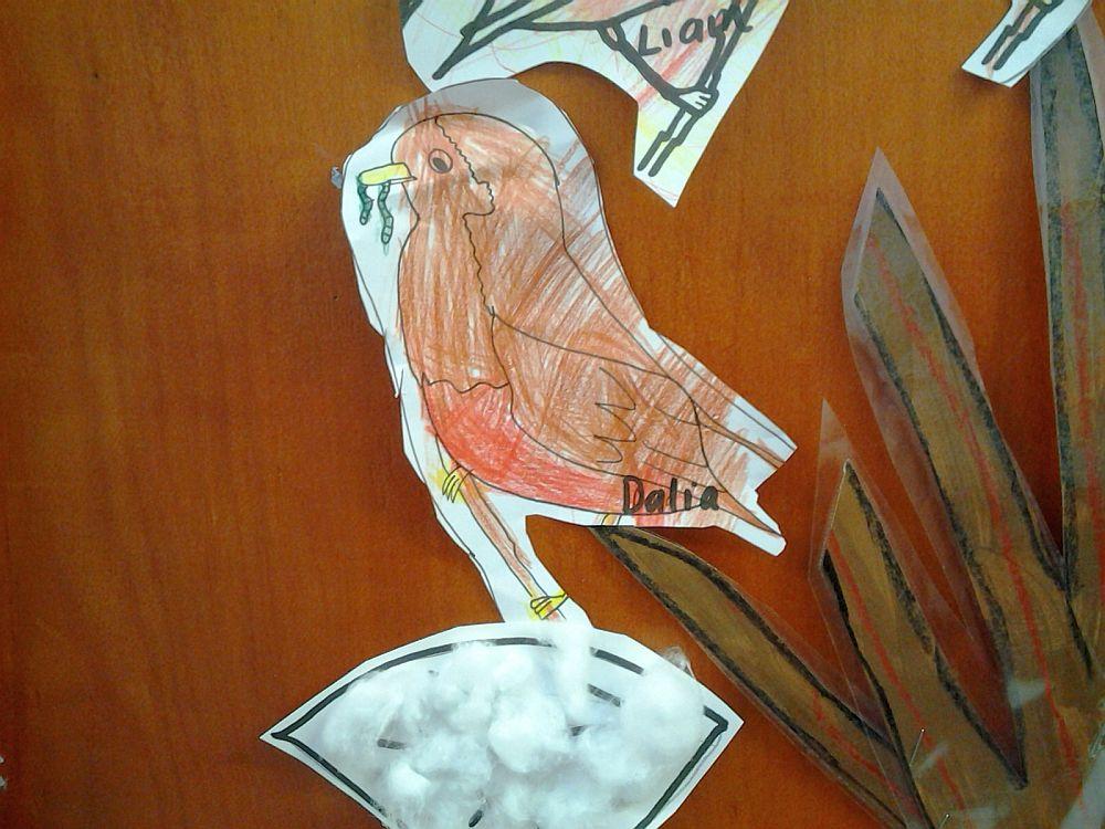 Dekoracja w przedszkolu