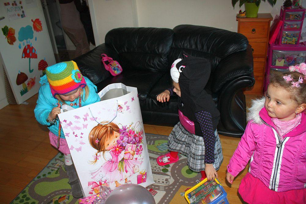 Kinderparty z okazji 4 urodzin
