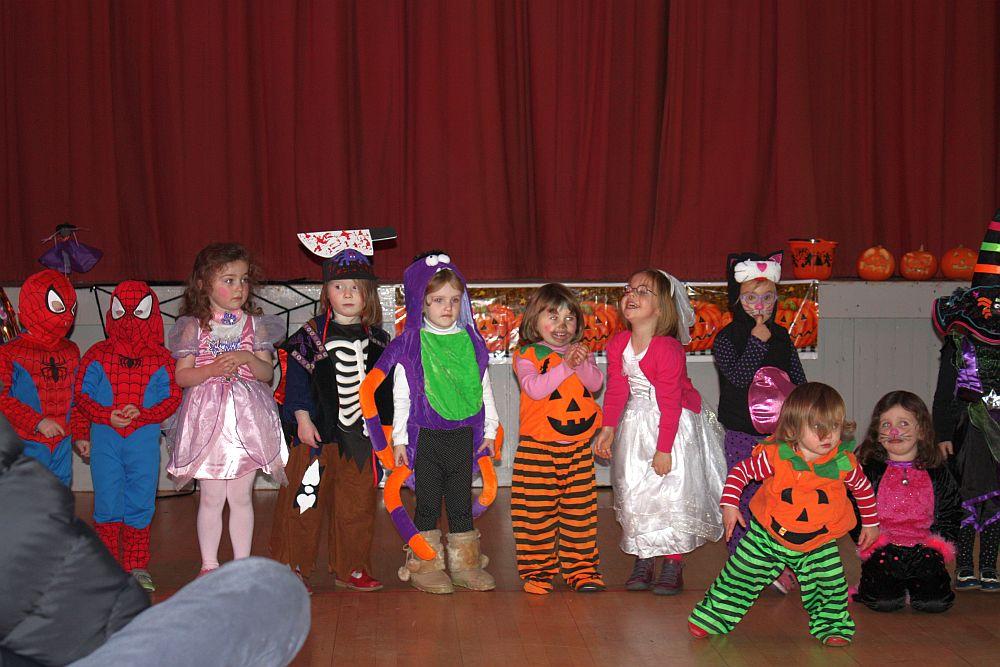 Halloween Party w Montesori