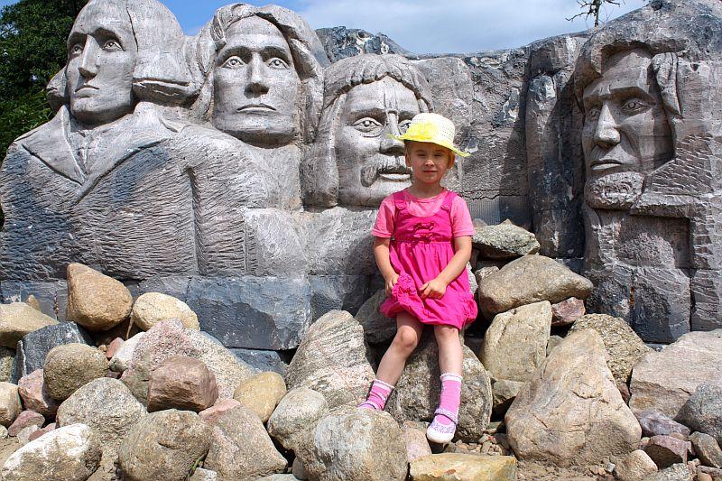 Wizyta w Kaszubskim Parku Miniatur