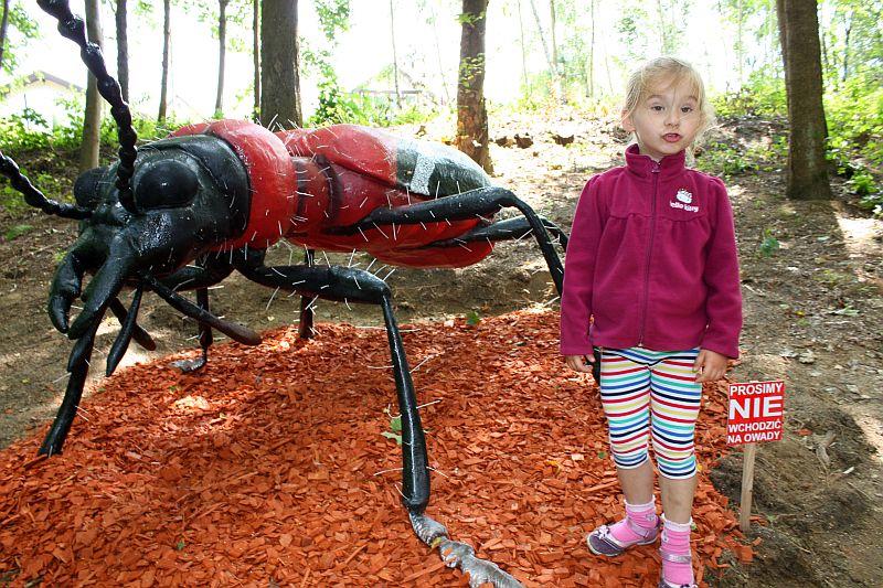 Park gigantycznych owadów