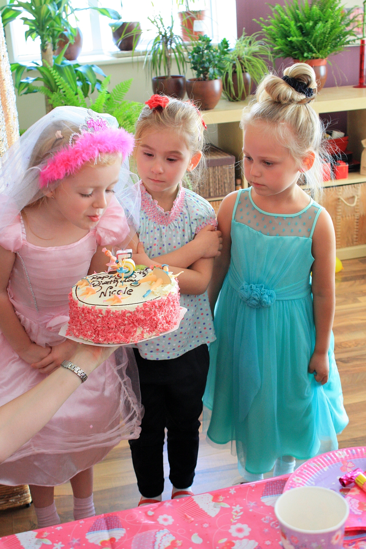 Urodziny Nicole