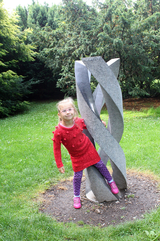 Spacer po Botanic Garden