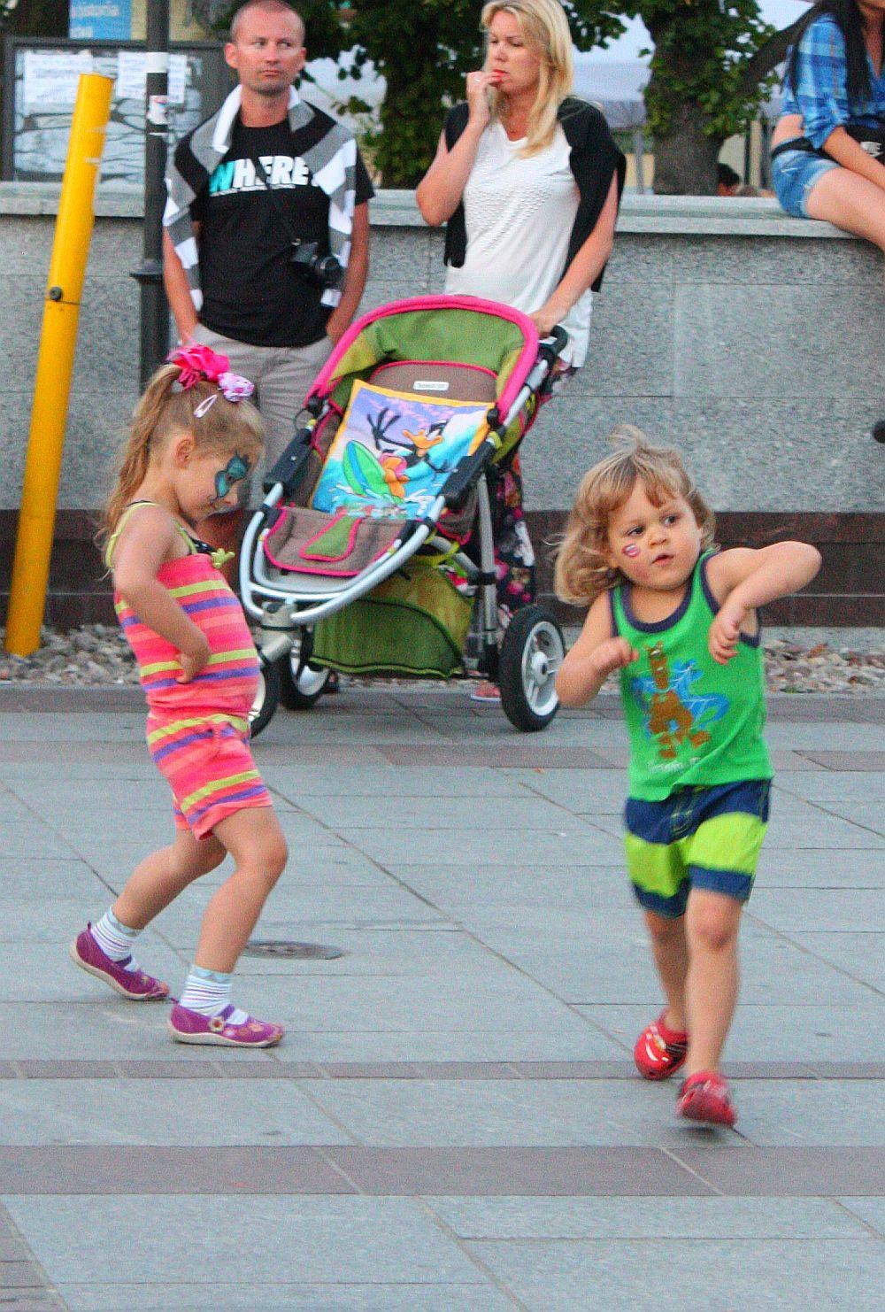 Tańce z Aleksandrem :-)