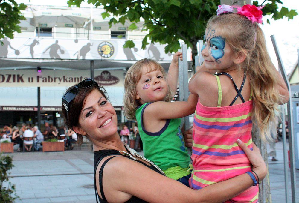Dalia, Aleksander i ciocia Ola