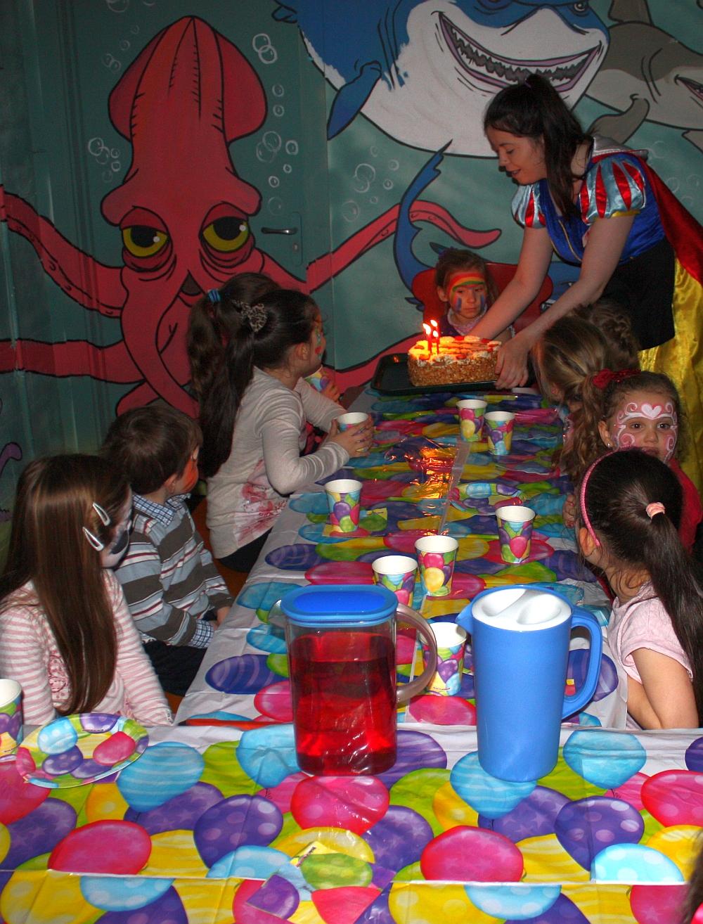 Moje 5 urodziny