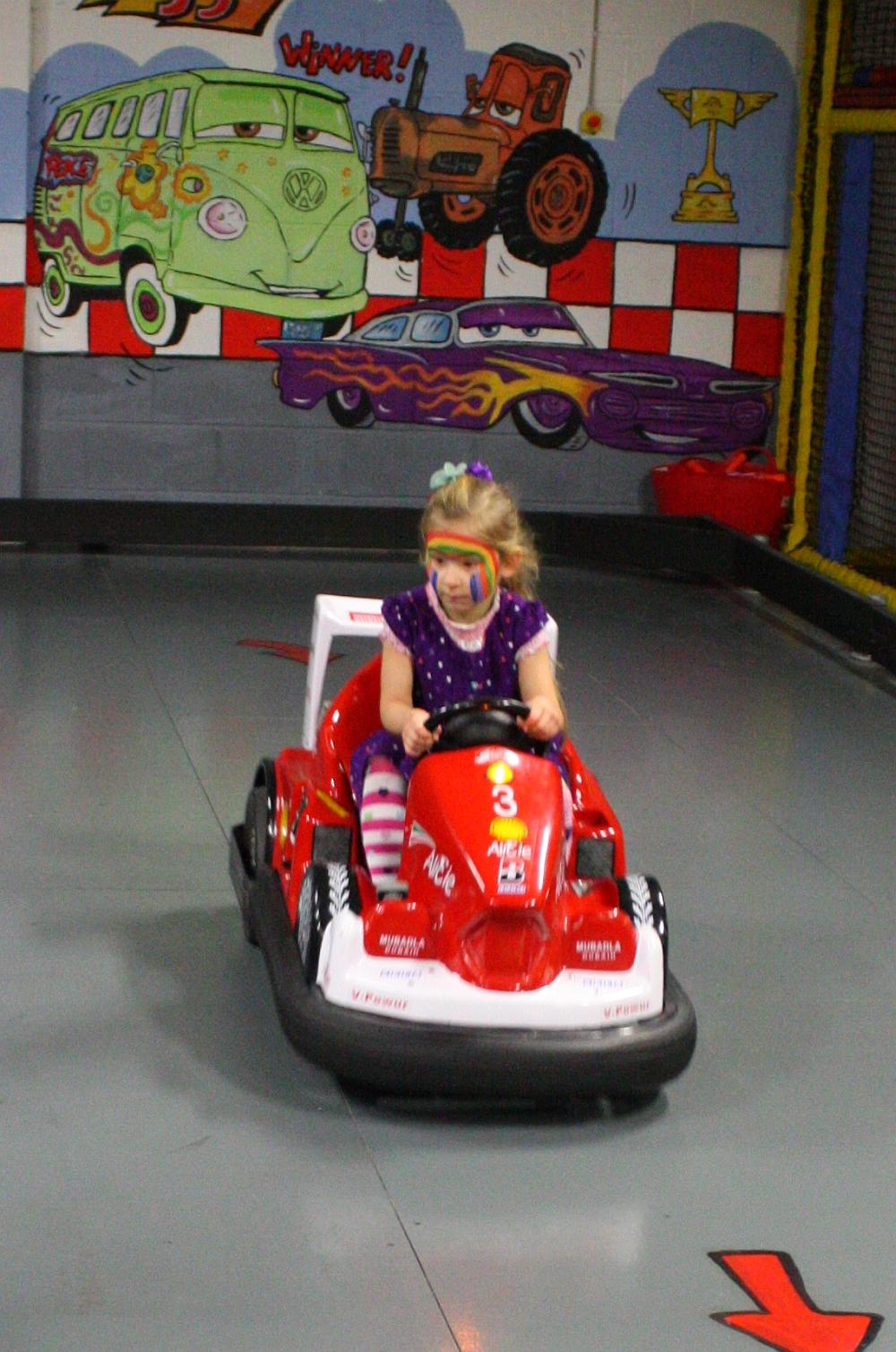 Moje 5 urodziny - Super Kierowca!