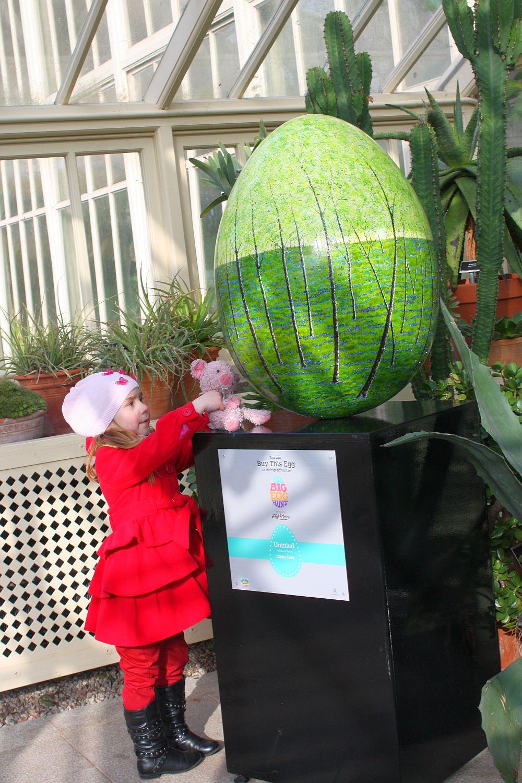 Znaleźliśmy 1 jajo!