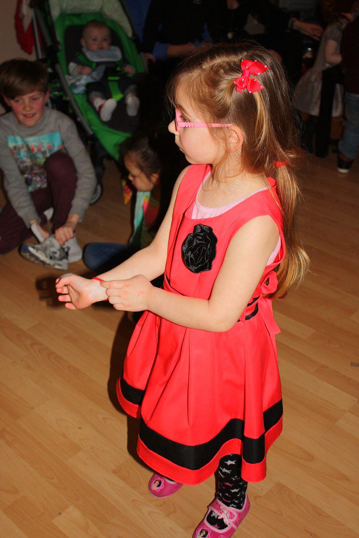 Urodziny Leili: tańce