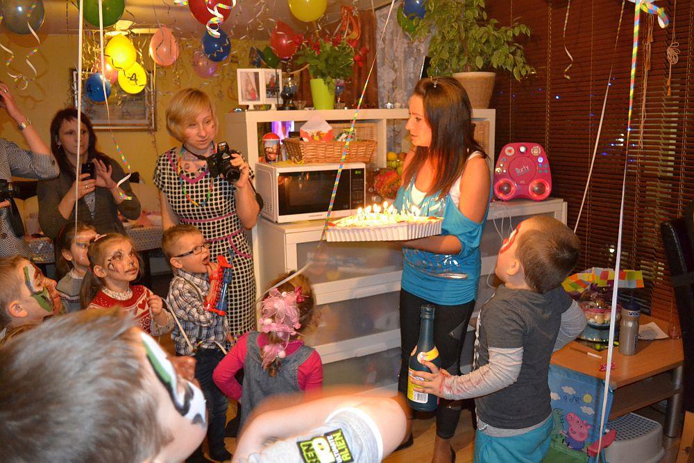 Urodziny Nicoli