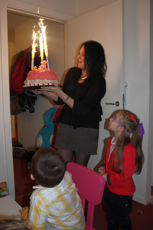 Urodziny Mimi