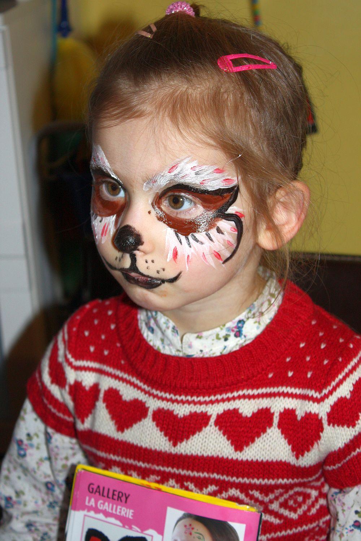 Urodziny Nicoli: face painting