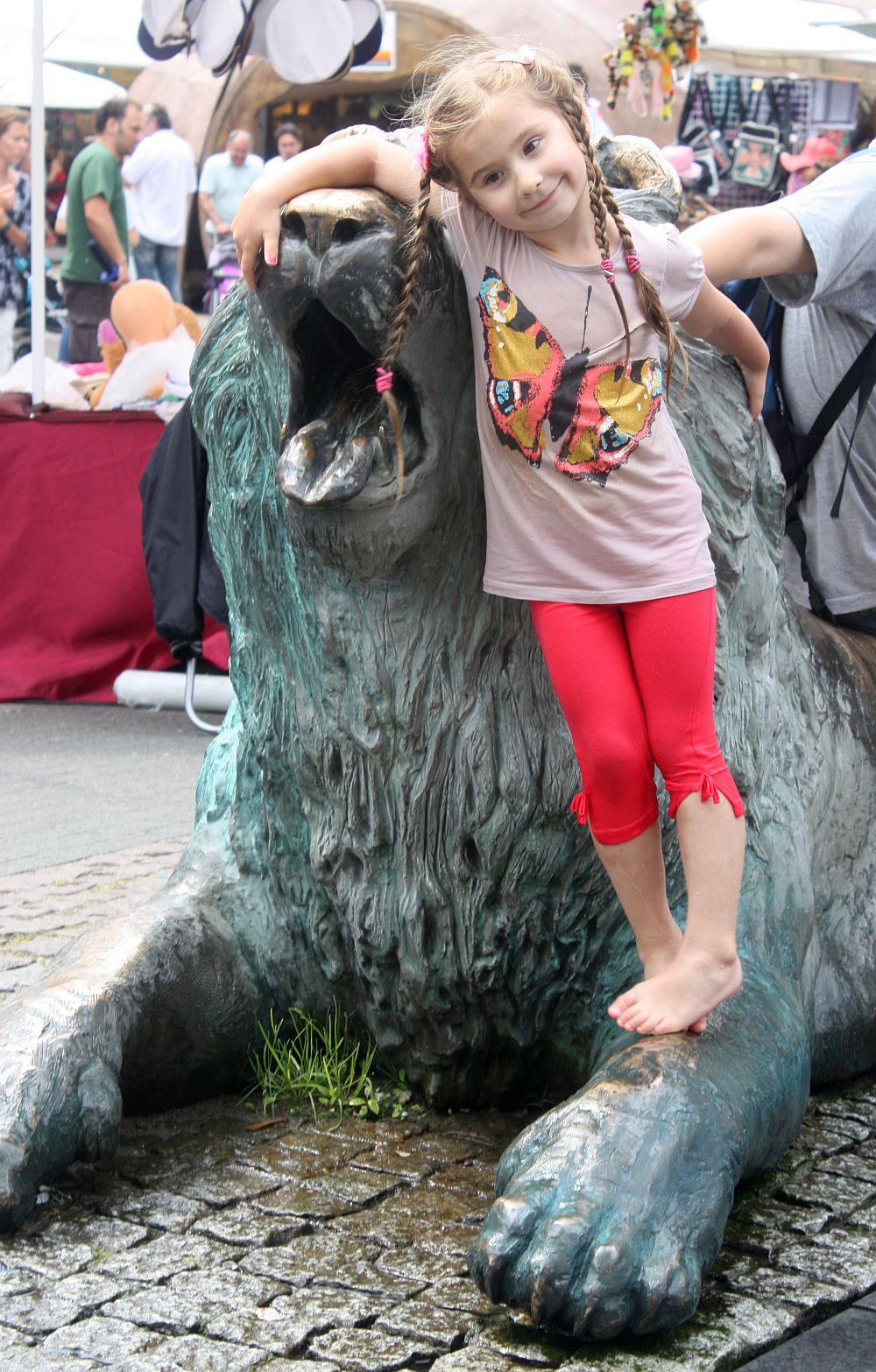 Ja i gdański lew ;-)
