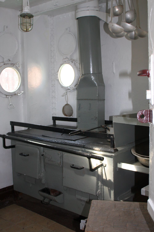 Kuchnia na statku