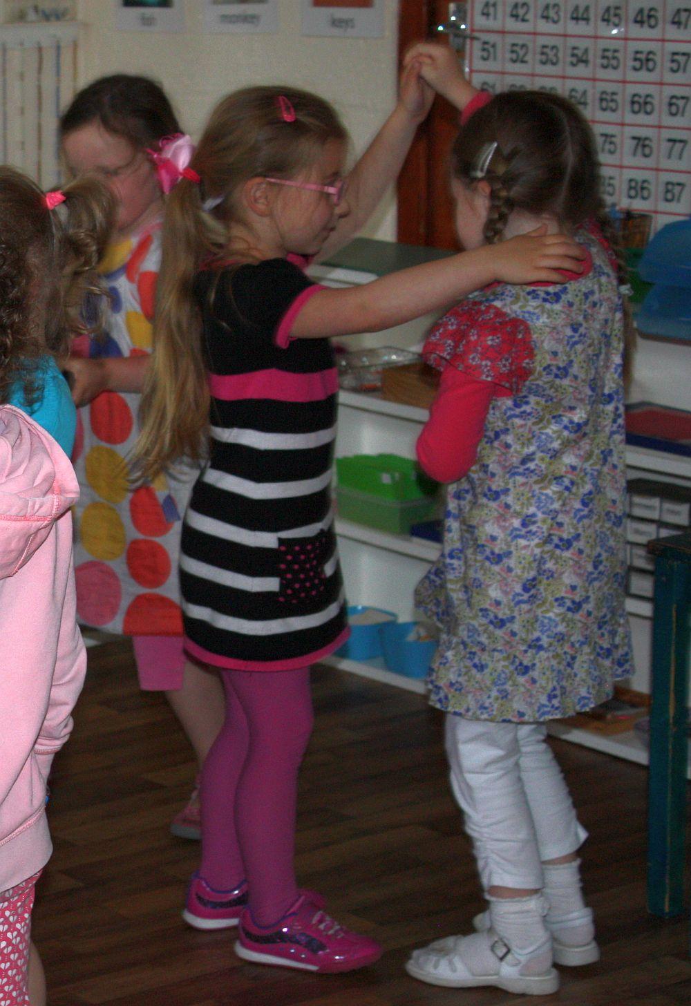 Tańce w przedszkolu
