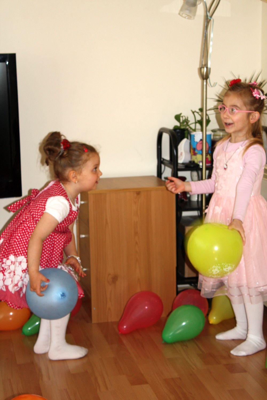 Przyjęcie urodzinowe Julii