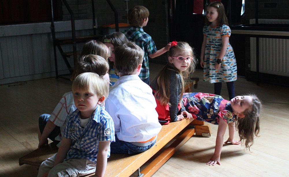 Ceremonia zakończenia przedszkola