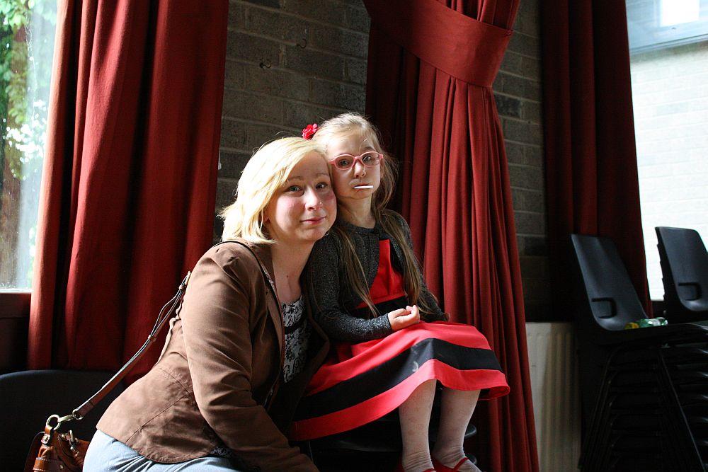 Dalia i mama