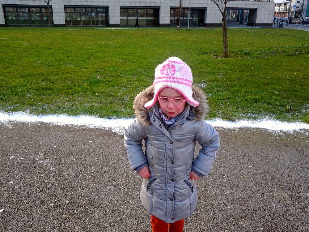 Śnieg w Irlandii