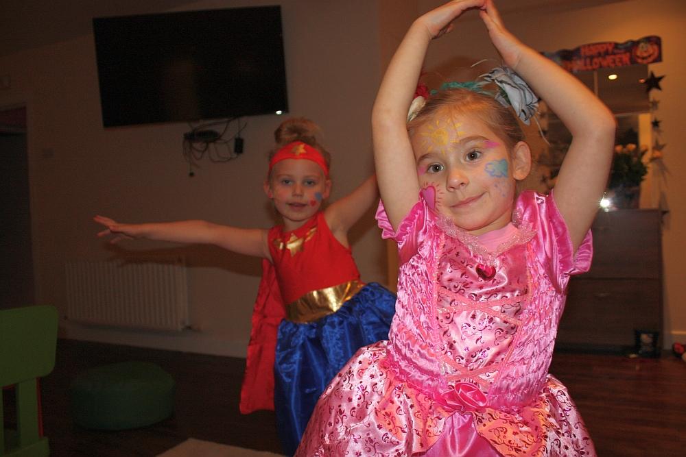 Tańce na Halloween