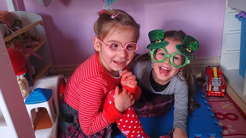 Urodziny Nicoli - ja i Julia