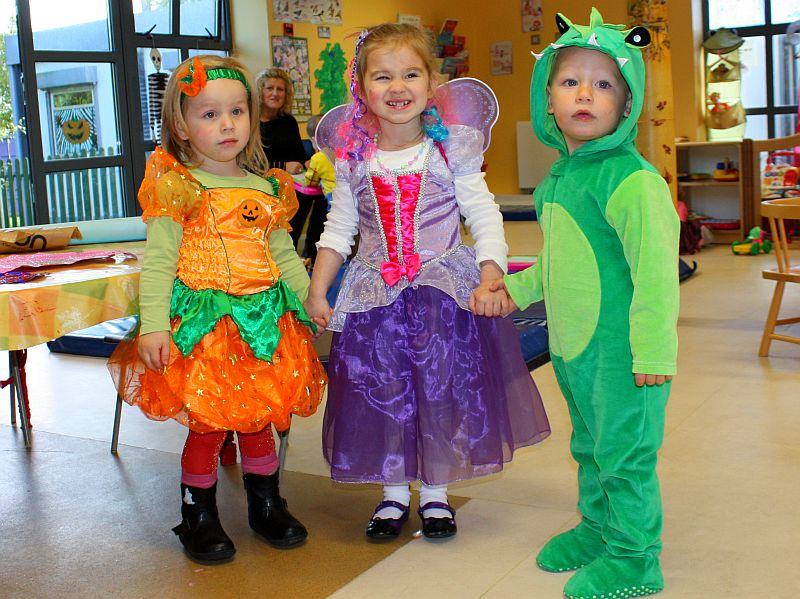 Princess-Fairy, Pumpkin Princess and the Dragon