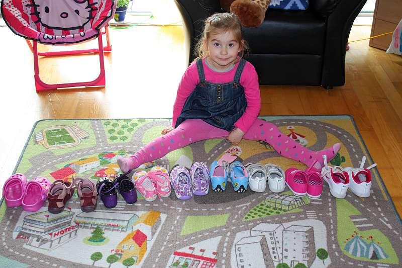 Lubię buty :-)