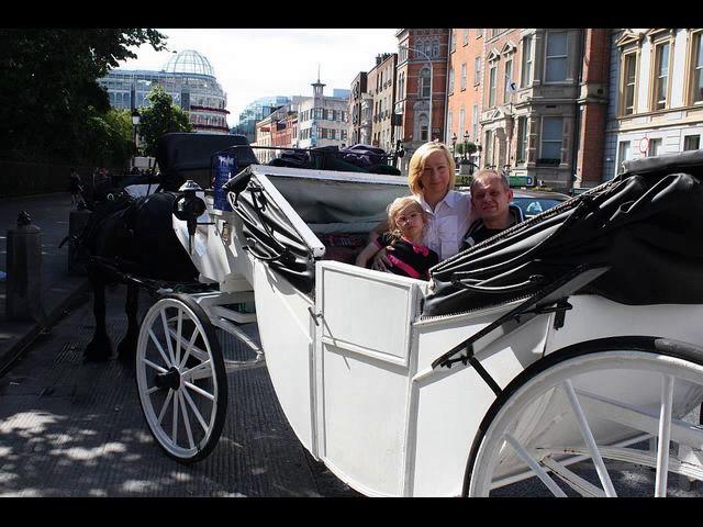 Zwiedzanie Dublina