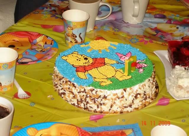 Moje pierwsze urodziny
