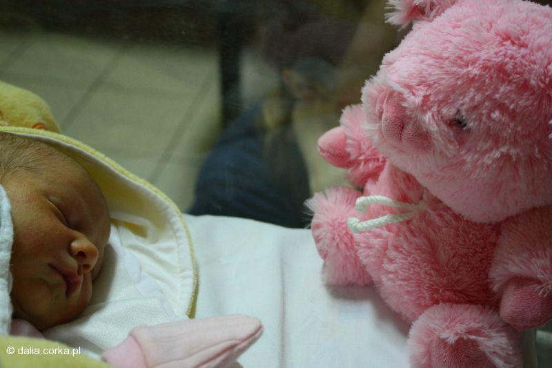 Ja i różowy prosiaczek