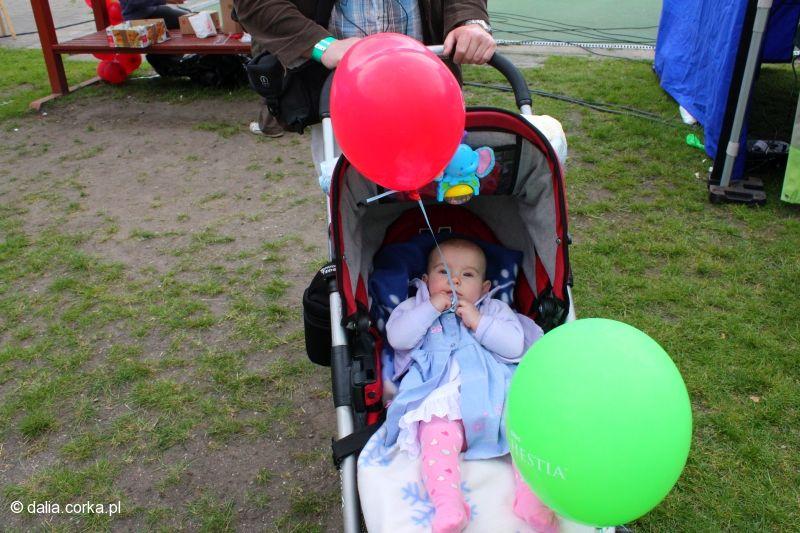 Na pikniku ja i baloniki