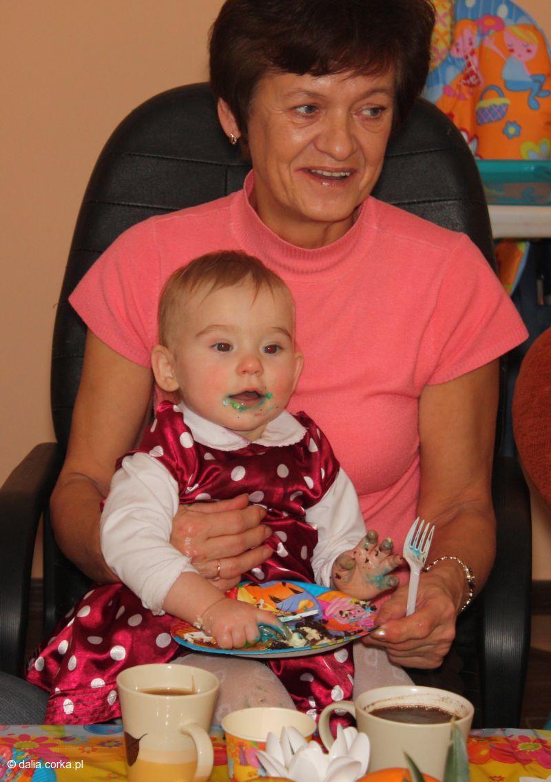 Ja i babcia Ela
