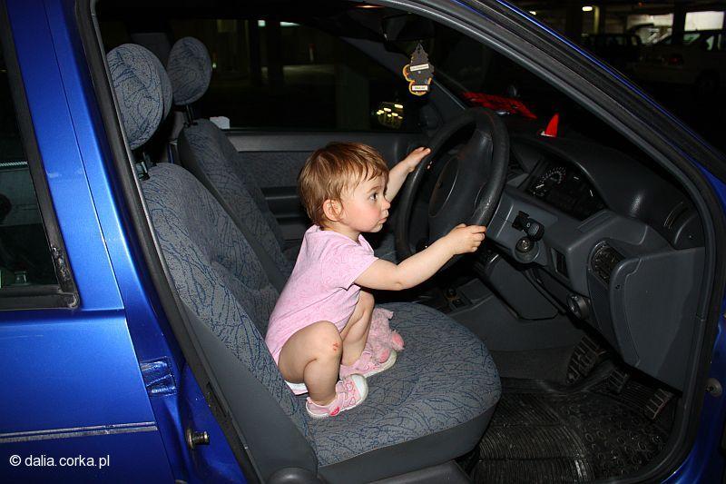 Ale ze mnie kierowca :-)