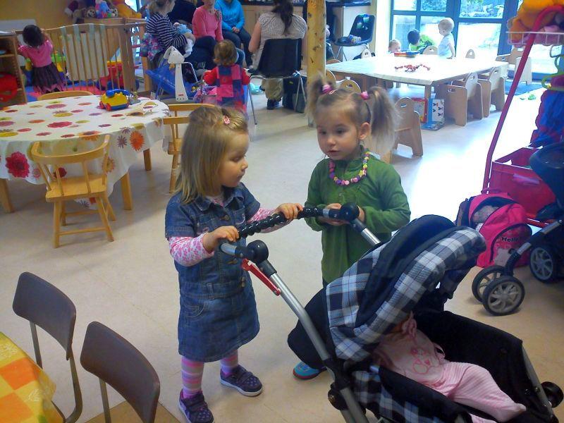 Spotkanie dzieci i mam - Parent and Toddler Group
